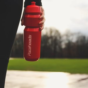 Paceheads Trinkflasche Produktbild