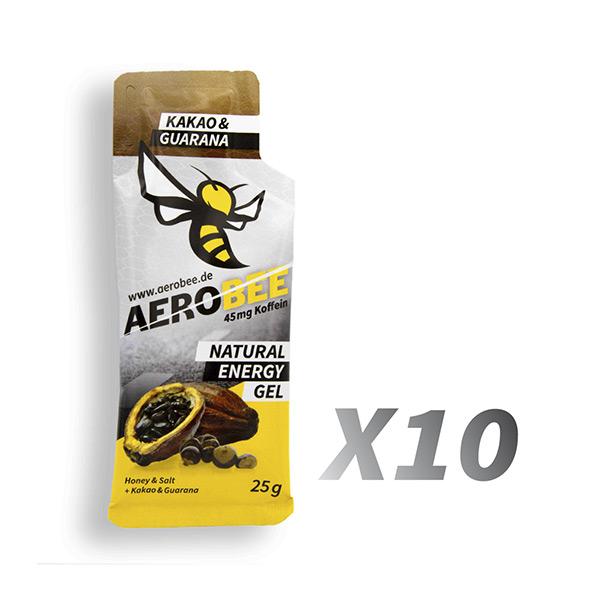 Aerobee Ausdauer Gel Kakao