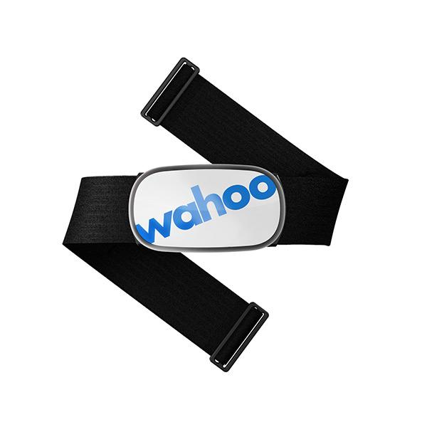 Wahoo TICKR Herzfrequenz Brustgurt 2. Generation in weiss
