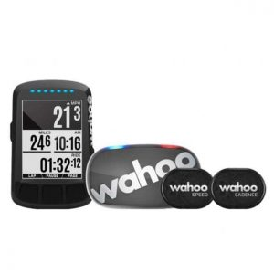 Wahoo ELEMENT BOLT Bundle TICKR 2 RPM Speed RPM Cadence Sensoren